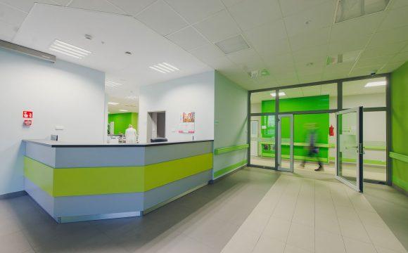 Szpital przygotowany na koronawirusa 2019-nCoV