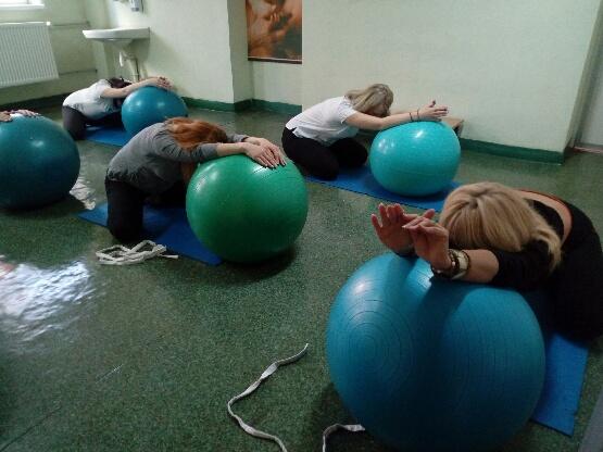 Szkoła rodzenia z jogą