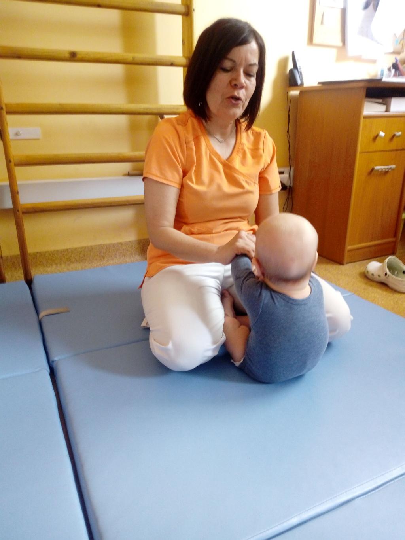 Rehabilitacja indywidualnie dobrana do dziecka
